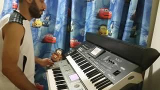 العازف بدر الوكاع تجربة أيقاعات وأصوات 2016