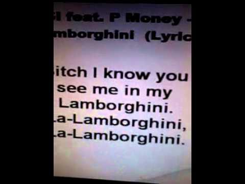 Ksi Lamborghini Lyrics Car Image Idea