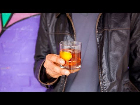 How to make Shaker & Spoon's The Beat Goes On cocktail