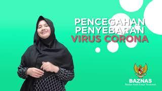 Menyusul pengumuman pemerintah indonesia bahwa saat ini sudah positif virus corona atau covid-19, baznas ikut turut serta mencegah penyeb...