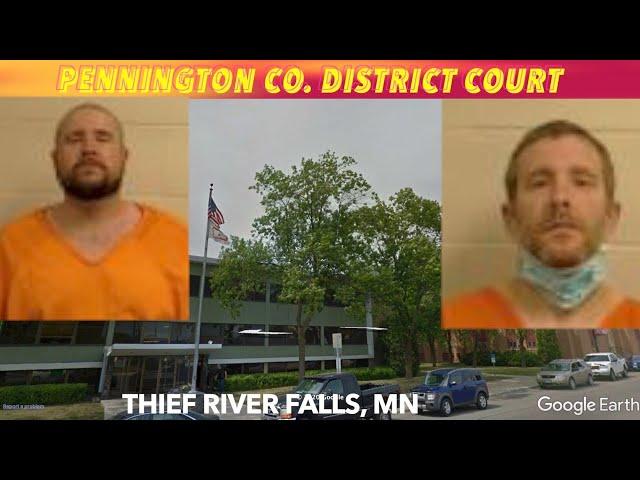 Recent Felony Charges In Pennington County Court
