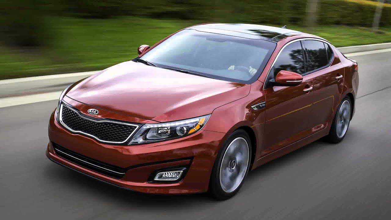 kia optima 2015 model last car models  YouTube