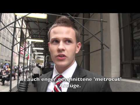 New York talking -- Wall Street Fashion