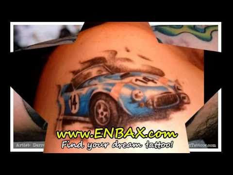 car-tattoos,-cars-tattoo-pictures