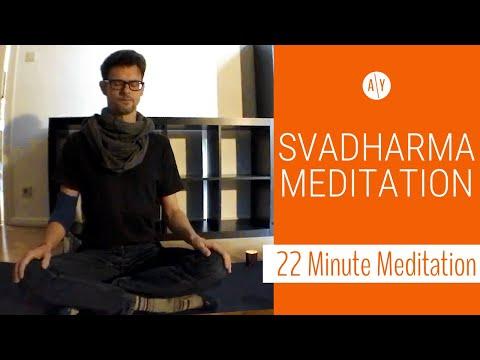 Adventure Yoga Weekly Tune-up: Hamburg Post-Op Meditation