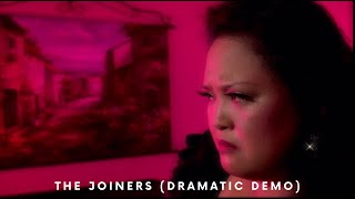 "From ""Joiners"" (dramatic demo) by Christine Jugueta"