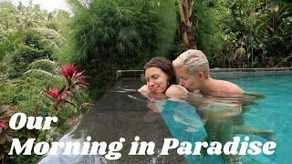 Our Couples Morning Routine In Paradise | LGBT