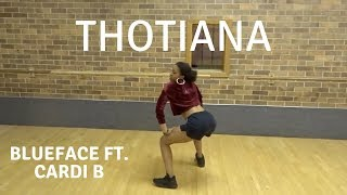 Thotiana Blueface ft. Cardi B- HoneyJack Choreography