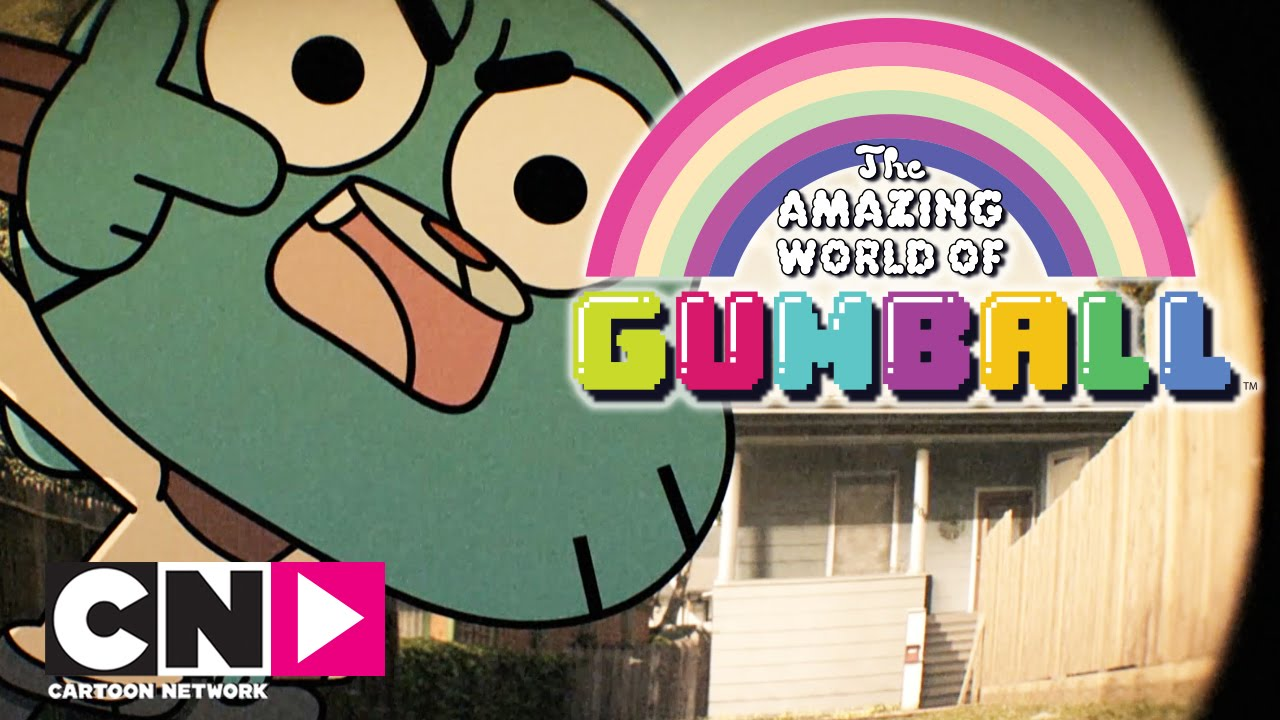 TV Time - The Amazing World of Gumball S03E07 - …