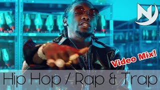 Best Hip Hop & Trap Hype Short Mix 2018 | Rap Urban & Trap Bass Boosted Party Hype Music #78