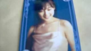 昔にシングルCDの特典で付いていた写真です。