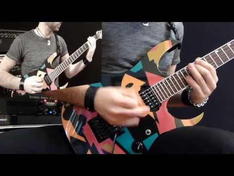 Carlo Minonni - Erotomania - Dream Theater - Guitar Cover