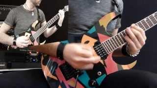 Carlo Minonni - Erotomania - Dream Theater - Guitar Cover