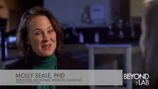 Beyond the Lab: Molly Seale (Medical Science Liaison)