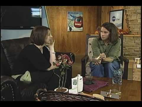RSN Interview Kelly Cicero interview Katie Brothers of the Spa at Christmas Farm Inn