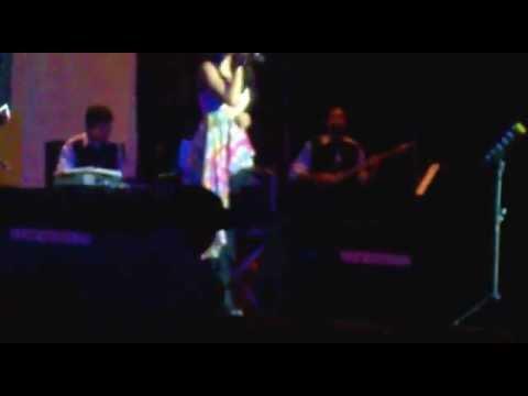 Tia Kar - Indian Idol 5 @ Rockstar Concert in Durban, 15th June 2013 (Part 1/2)