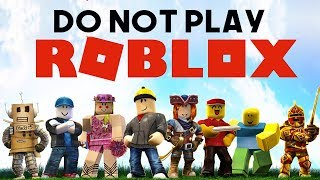 TRY NOT TO PLAY ROBLOX CHALLENGE!