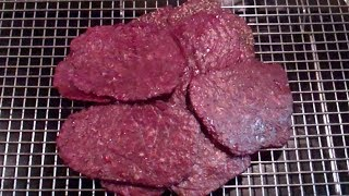 World's Easiest Beef Jerky! No Jerky Gun? No Smoker? No Dehydrator? No Problem!