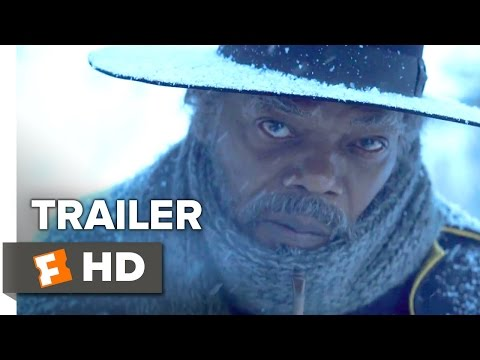 The Hateful Eight Official Teaser Trailer #1 (2015) - Samuel L. Jackson Movie HD