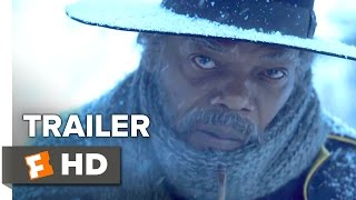 the hateful eight official teaser trailer 1 2015 samuel l jackson movie hd