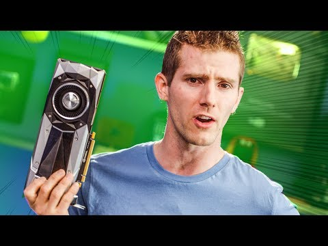 GTX 1070 Ti Review.. Oh and Also WTF NVIDIA??