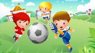 Детская песня про спорт
