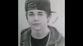 Drawing Austin Mahone