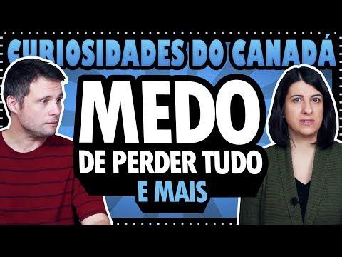 MEDO DE PERDER TUDO EM OUTRO PAÍS! - CANADÁ DIÁRIO RESPONDE #51