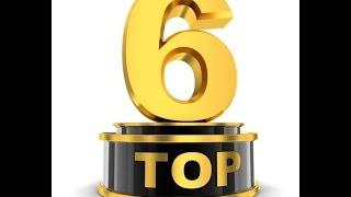 Топ 6 самых лучших сериалов