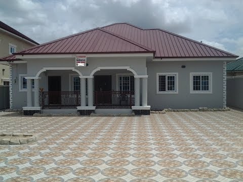 3 BEDROOM HOUSE FOR SALE AT AGBOGBA(NORTH LEGON),ACCRA-GHANA.CALL US ON 0244 764282 IF INTERESTED.