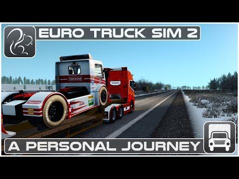 A Personal Journey (Euro Truck Simulator 2)