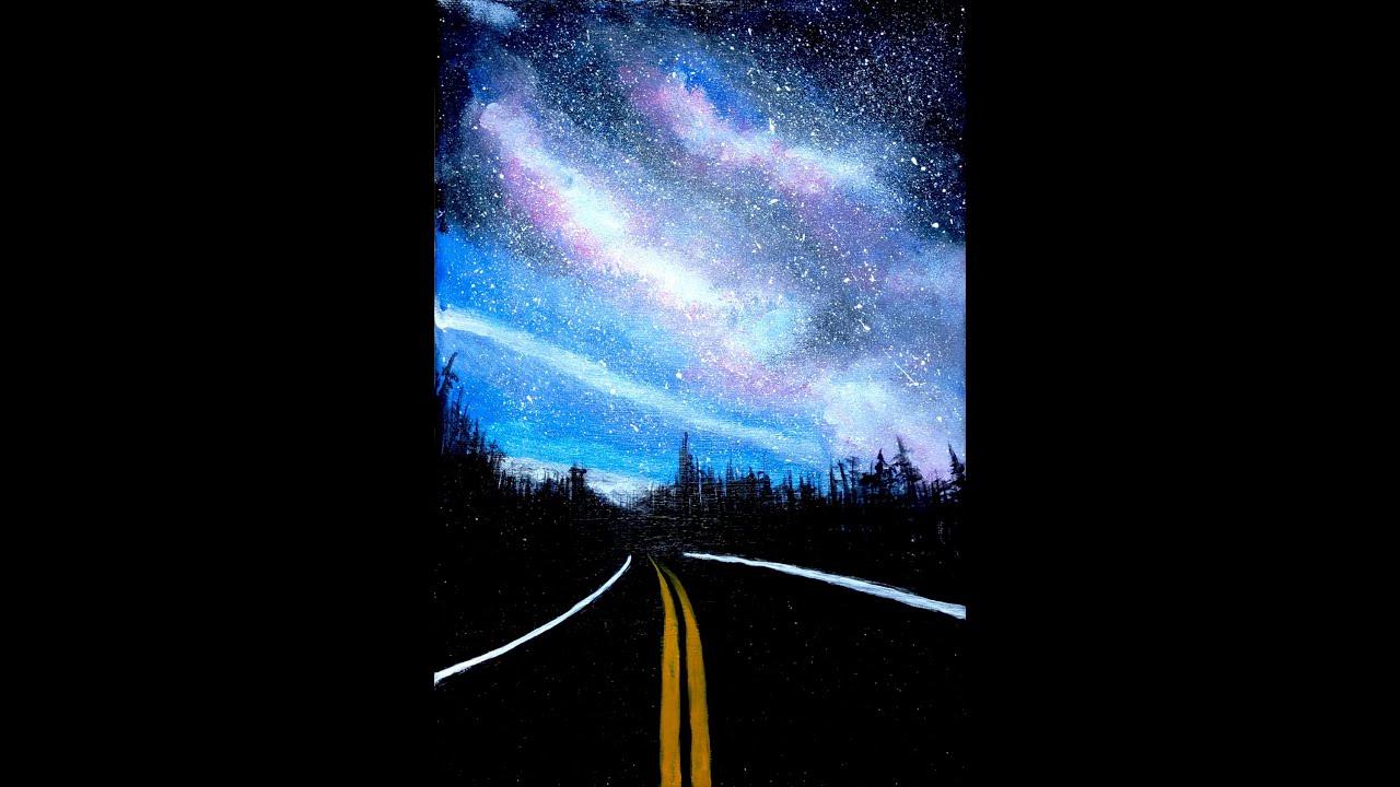 Visually Attractive   7   The Milky Way   Acryart Galaxy