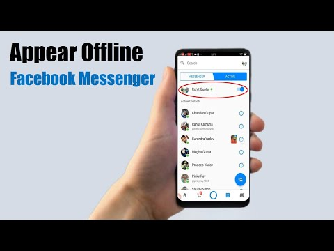 How To Appear Offline On Facebook Messenger | Mobile App