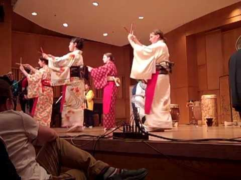 こきりこ節 Kokiriko Bushi - CU Boulder Japanese Ensemble