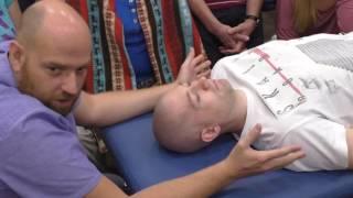 Краниальная остеопрактика и остеопатия - работа с черепом