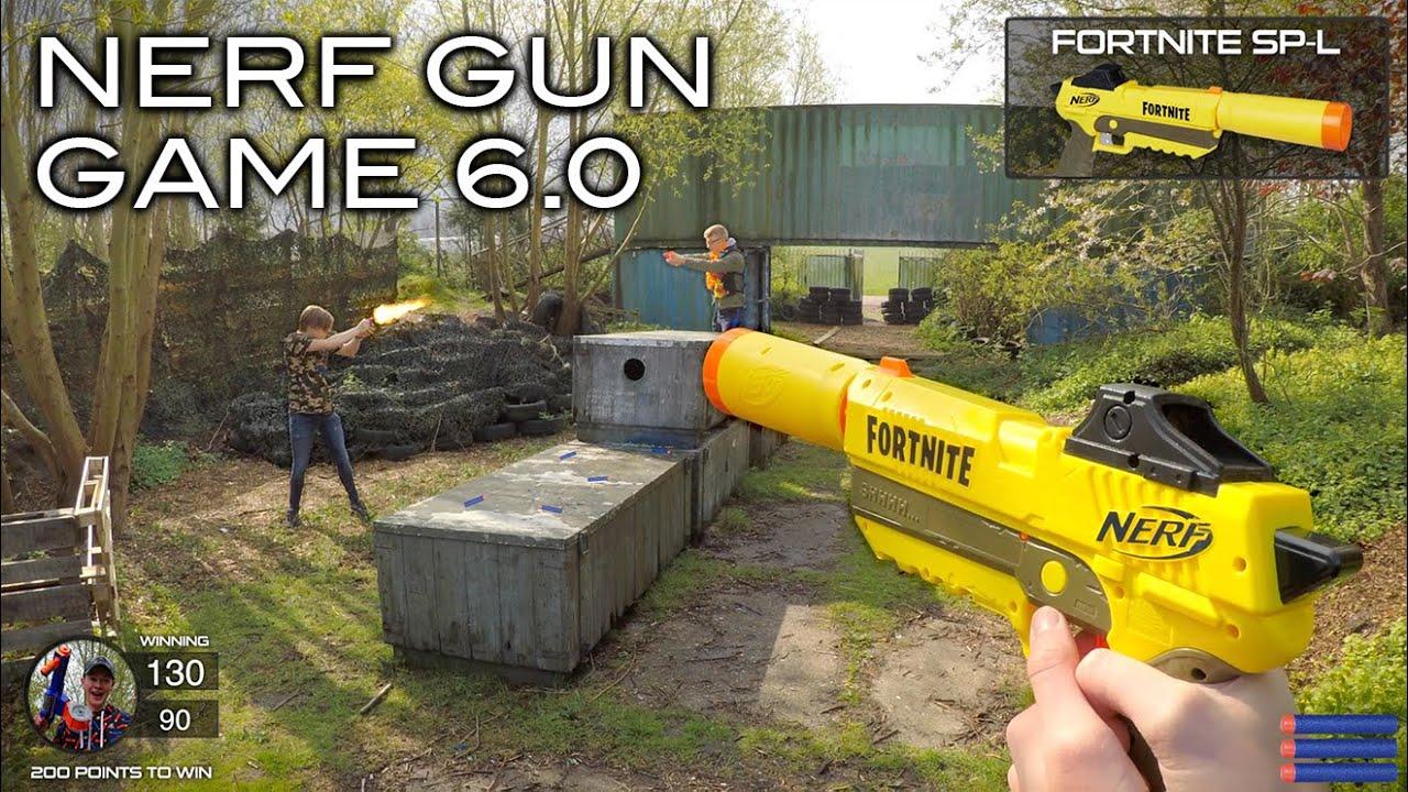 Nerf Gun Game 6.0