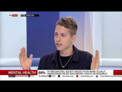The Vamps; James McVey: on mental health