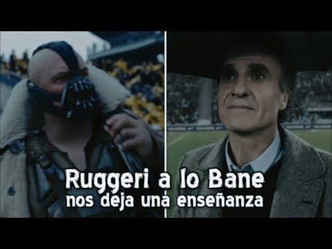 Ruggeri a lo Bane nos deja una enseñanza. Parodia publicidad Quilmes