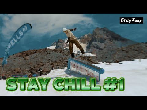 Dirty Pimp Heads To Mt. Hood—Stay Chill Ep. 1 | Snowboarder Magazine