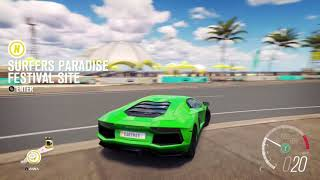 Forza Horizon 3, Career 282, Horizon Promo