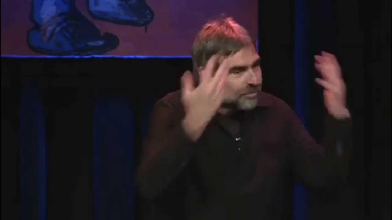 Volker Pispers kritisiert Geldschöpfung