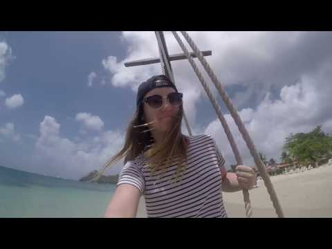 Saint Lucia, Spring Break 2017