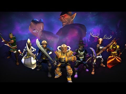 Villagers & Heroes: Mobile Trailer