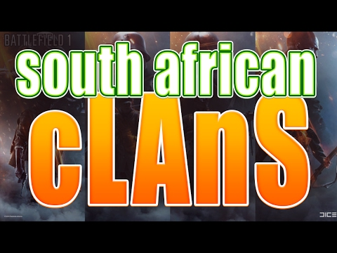 Gaming Clans in South Africa