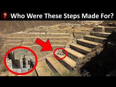 Who Built Ollantaytambo?