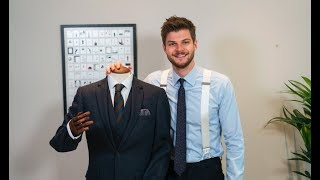 HOW TO FIND THE PERFECT SUIT
