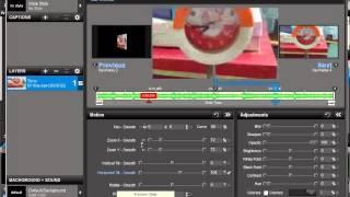 Hướng dẫn chỉnh sửa Video clip trong Proshow Producer (Phần 1)