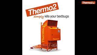 Bettwanzen bekämpfen Wärmeentwesung - Thermo2 Bettwanzenbekämpfung mit Thermonox