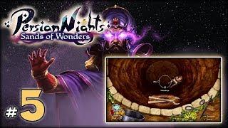 """PERSIAN NIGHTS: PIASKI PRZEZNACZENIA [PS4] #5 - """"Mała dziewczynka i studnia"""""""