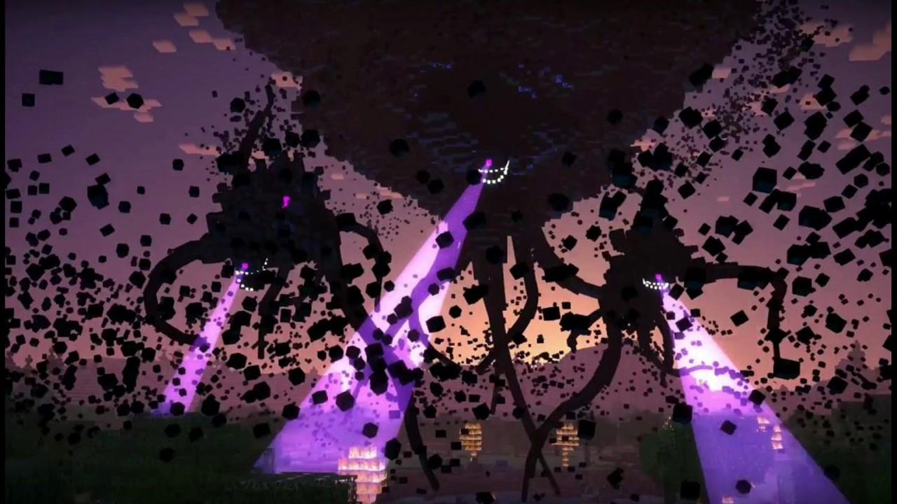 All Wither Storm Sound Effects Full Video Download Link